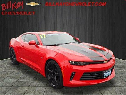 2017 Chevrolet Camaro LT Coupe for sale 100988004