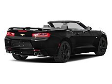 2017 Chevrolet Camaro SS Convertible for sale 100989489