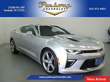 2017 Chevrolet Camaro SS Coupe for sale 100996833