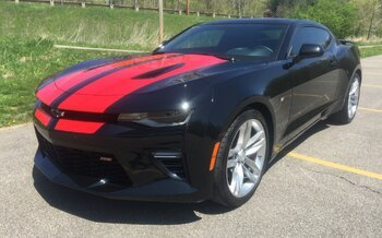 2017 Chevrolet Camaro SS Coupe for sale 101004844