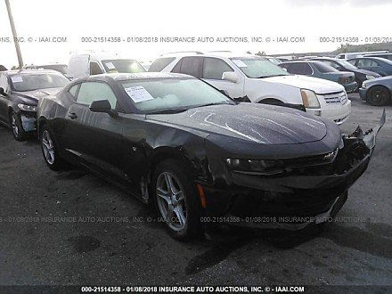 2017 Chevrolet Camaro LT Coupe for sale 101015255
