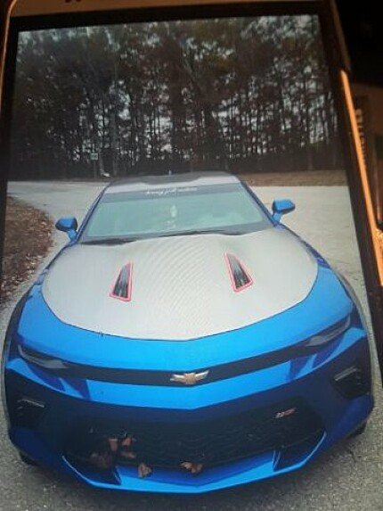 2017 Chevrolet Camaro for sale 101031267