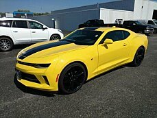 2017 Chevrolet Camaro LT Coupe for sale 101036869