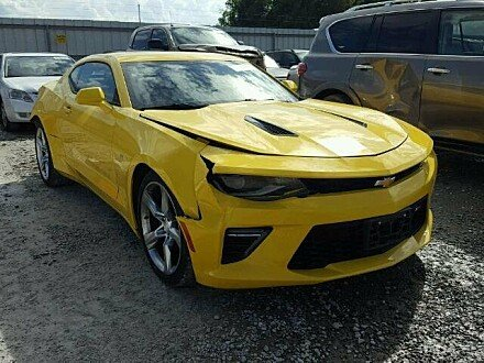 2017 Chevrolet Camaro SS Coupe for sale 101039388