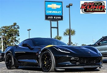 2017 Chevrolet Corvette Grand Sport Coupe for sale 100800317