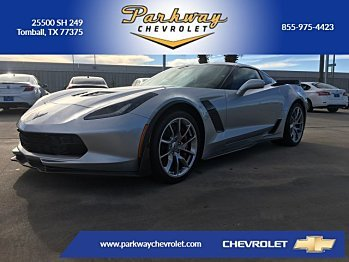2017 Chevrolet Corvette for sale 100814868