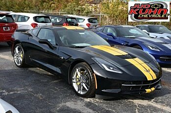 2017 Chevrolet Corvette Coupe for sale 100815307