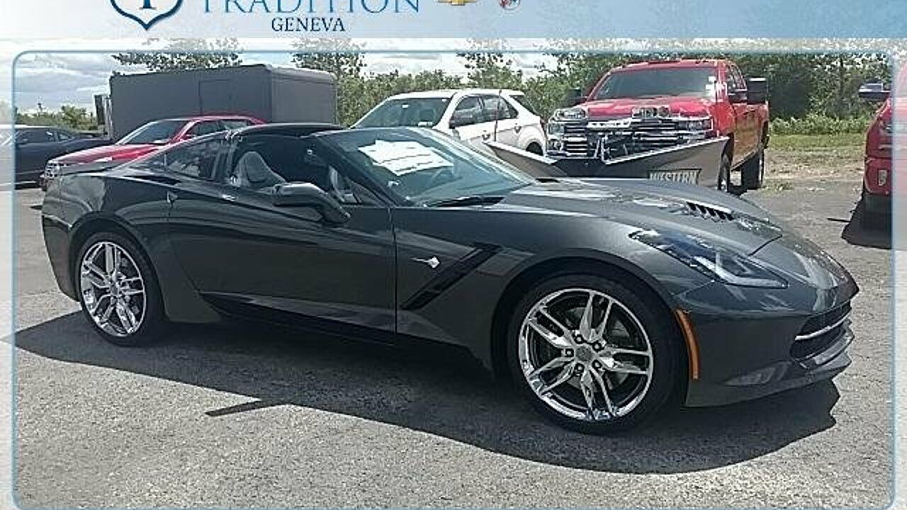 2017 Chevrolet Corvette for sale 100870412