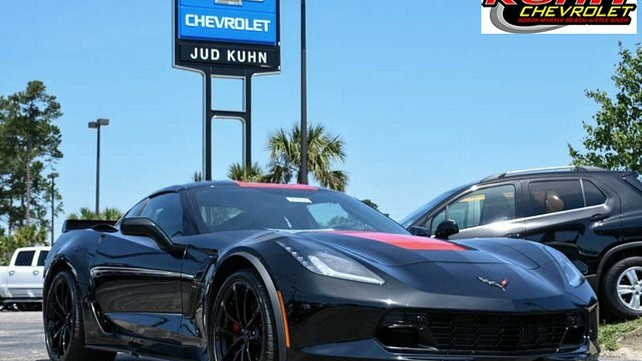 2017 Chevrolet Corvette Grand Sport Coupe for sale 100872718