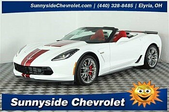 2017 Chevrolet Corvette for sale 100879722