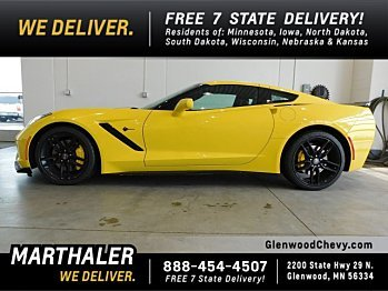 2017 Chevrolet Corvette Coupe for sale 100930780