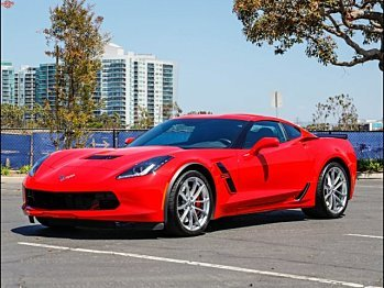 2017 Chevrolet Corvette Grand Sport Coupe for sale 100984138