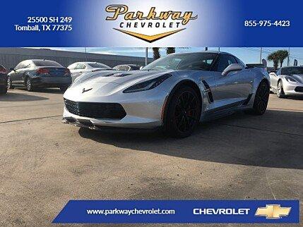2017 Chevrolet Corvette Grand Sport Coupe for sale 100811878