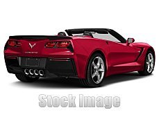 2017 Chevrolet Corvette Convertible for sale 100859083
