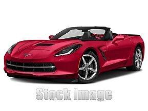2017 Chevrolet Corvette Convertible for sale 100859083