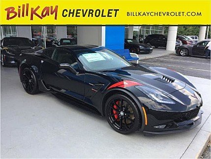 2017 Chevrolet Corvette Grand Sport Coupe for sale 100890337