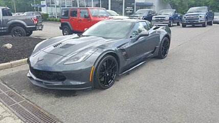 2017 Chevrolet Corvette Grand Sport Coupe for sale 100986138