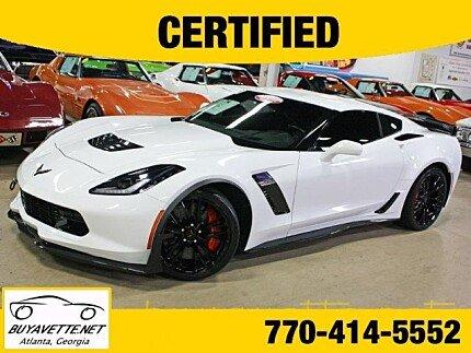 2017 Chevrolet Corvette for sale 101010285