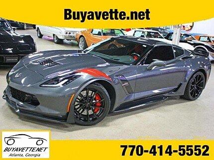 2017 Chevrolet Corvette Grand Sport Coupe for sale 101022009