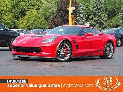 2017 Chevrolet Corvette Grand Sport Coupe for sale 101024520