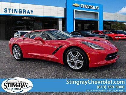 2017 Chevrolet Corvette for sale 101045722