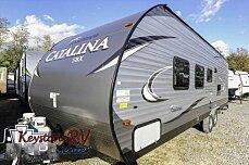 2017 Coachmen Catalina for sale 300119148