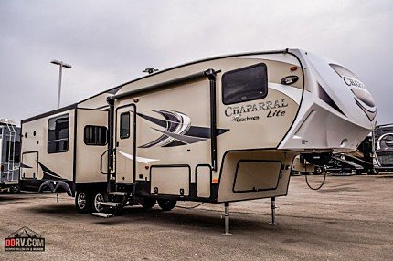 2017 Coachmen Chaparral for sale 300140454