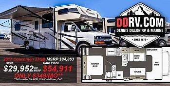 2017 Coachmen Freelander for sale 300140543