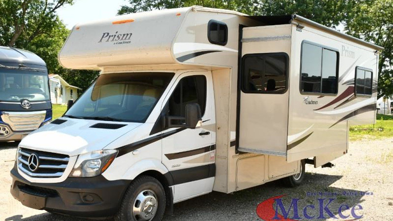 2017 Coachmen Prism for sale 300168718