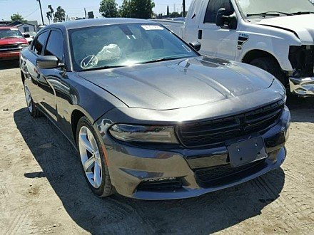 2017 Dodge Charger R/T for sale 101011109