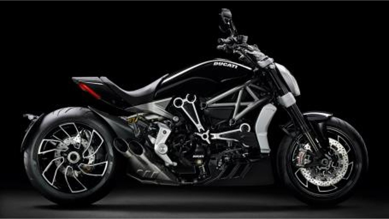 2017 Ducati Diavel X DIAVEL S for sale 200472608