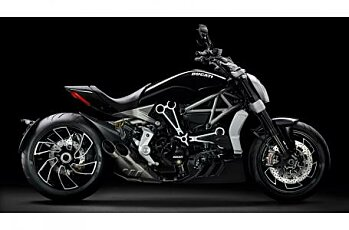 2017 Ducati Diavel X DIAVEL S for sale 200505981