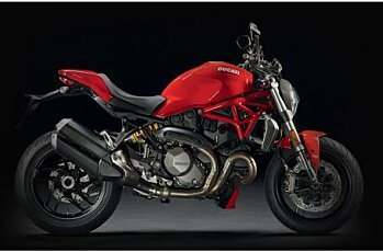 2017 Ducati Monster 1200 for sale 200503403