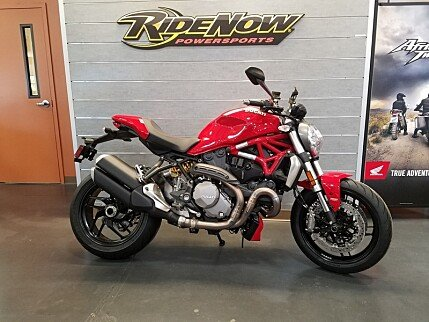 2017 Ducati Monster 1200 for sale 200426472