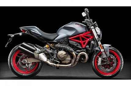 2017 Ducati Monster 821 for sale 200472625