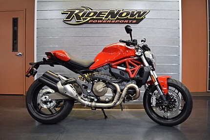 2017 Ducati Monster 821 for sale 200479937