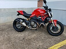 2017 Ducati Monster 821 for sale 200615083