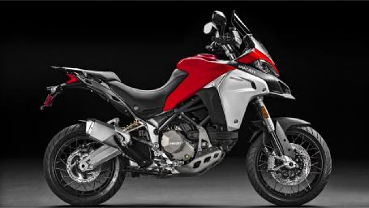 2017 Ducati Multistrada 1200 for sale 200421837