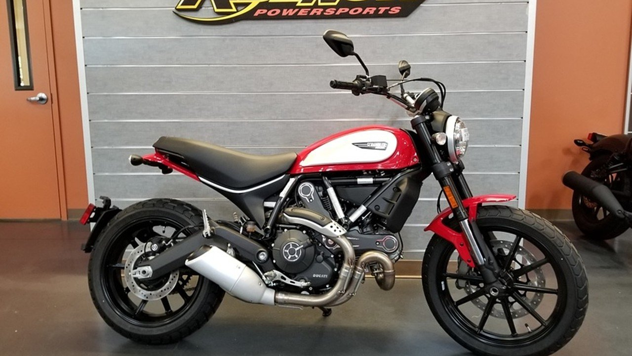 2017 Ducati Scrambler 800 for sale 200451485