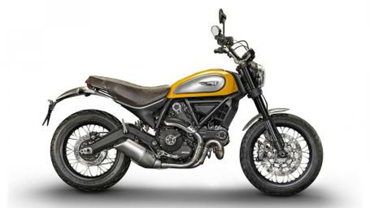 2017 Ducati Scrambler for sale 200483440