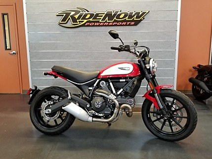 2017 Ducati Scrambler 800 for sale 200451485