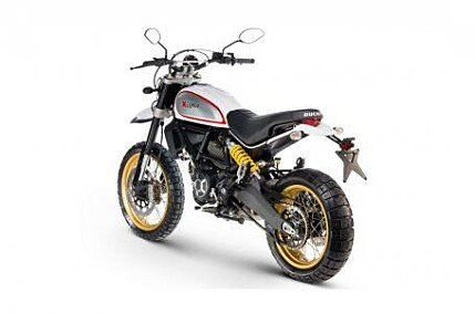 2017 Ducati Scrambler Desert Sled for sale 200473732