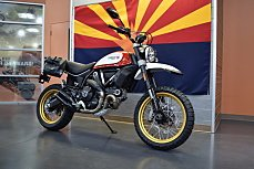 2017 Ducati Scrambler Desert Sled for sale 200474941