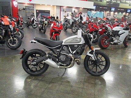 2017 Ducati Scrambler 800 for sale 200513282