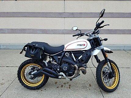 2017 Ducati Scrambler Desert Sled for sale 200588548
