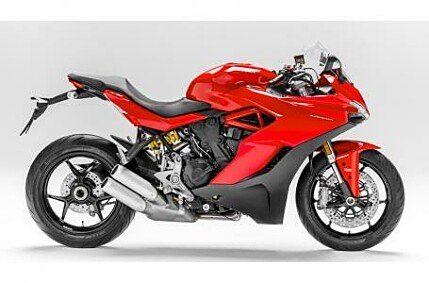 2017 Ducati Supersport 937 for sale 200455357