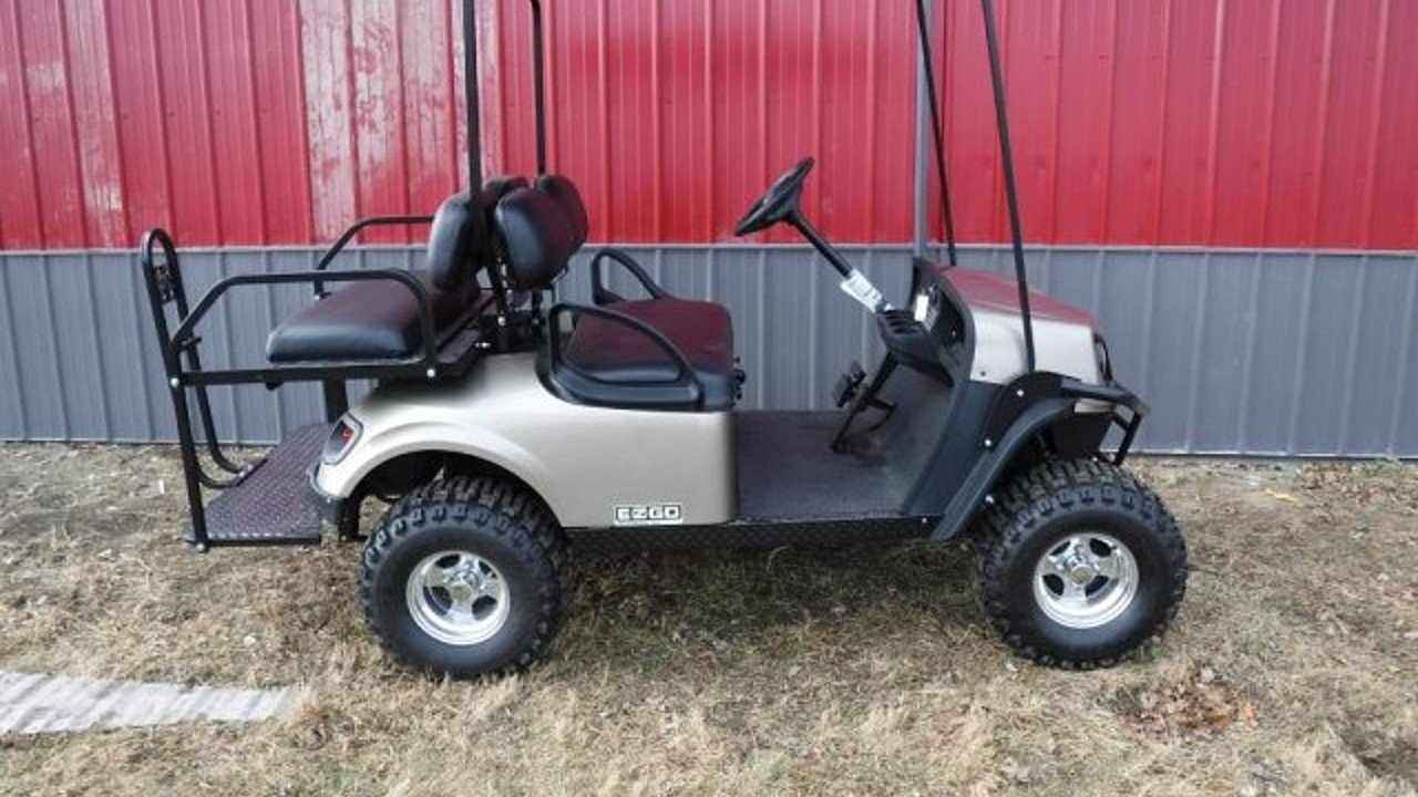 2017 E-Z-GO Express for sale 200485502