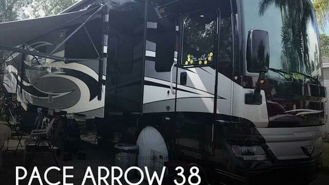 2017 Fleetwood Pace Arrow for sale 300151079