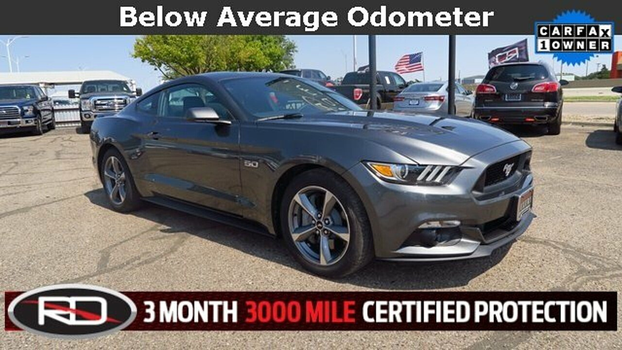2017 Ford Mustang GT Coupe for sale 100904099