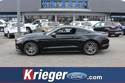 2017 Ford Mustang Coupe for sale 100862223